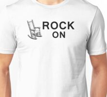 Rock On Unisex T-Shirt