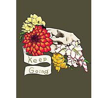 Keep going Photographic Print