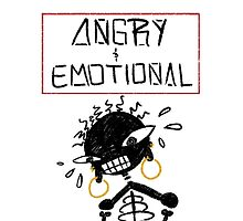 Angry 'N' Emotional by raveyrai