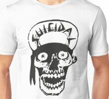 Suicidal Tendencies skull drawing Unisex T-Shirt