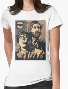 The Black Keys Womens Fitted T-Shirt