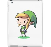 Little Hero of Time iPad Case/Skin