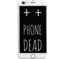Dead Phone iPhone Case/Skin
