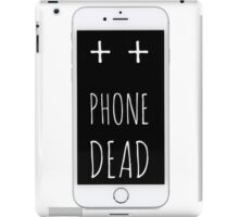 Dead Phone iPad Case/Skin
