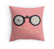 Moonrise Kingdom: Lightning Throw Pillow