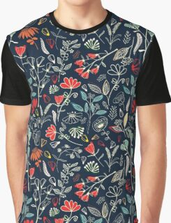 Forest Treasures Graphic T-Shirt