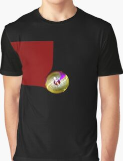 Golden Eye Graphic T-Shirt