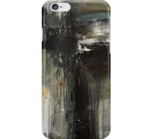 Janeiro - Modern Abstract painting iPhone Case/Skin