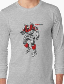 Arctic Cheetah A Variant - 228ibr Long Sleeve T-Shirt