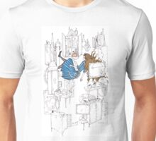 A bit like Alice... Unisex T-Shirt
