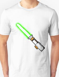 8bit lightsaber T-Shirt