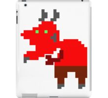 Pixel Devil iPad Case/Skin