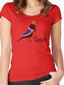 Upstart Crow Women's Fitted Scoop T-Shirt