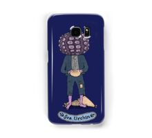 Sea Urchin Beach Boy Samsung Galaxy Case/Skin
