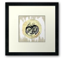 circulation # 3 Framed Print