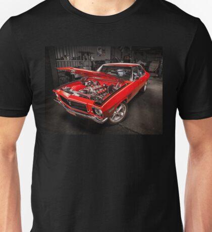 Chris Reece's Holden HQ SS Unisex T-Shirt