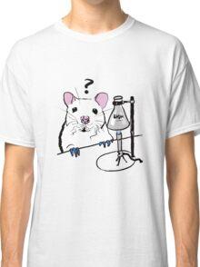 Chemistry Rat Classic T-Shirt