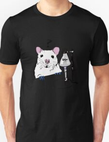 Chemistry Rat Unisex T-Shirt