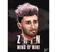 Mind of Mine Photographic Print