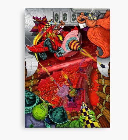 The Dwarf Baron Canvas Print