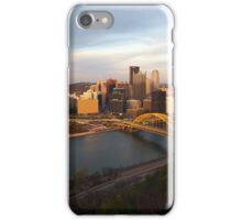 Daytime Pittsburgh iPhone Case/Skin