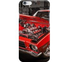 Chris Reece's Holden HQ SS iPhone Case/Skin