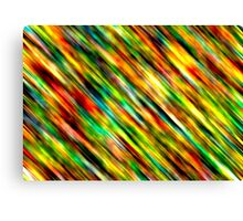 Psychedelic Blindness Canvas Print