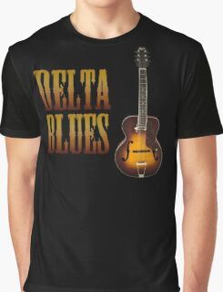 Delta Blues Graphic T-Shirt