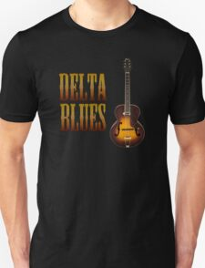 Delta Blues Unisex T-Shirt