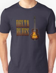 Delta Blues Unisex T-Shirt