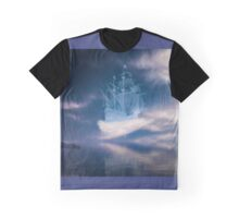 Sailing Home Graphic T-Shirt