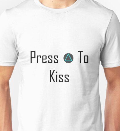 Press To Kiss Unisex T-Shirt