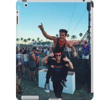 dolan twins iPad Case/Skin