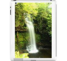 Glencar Falls, Ireland iPad Case/Skin