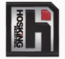 Hosking Industries - Shirt/Sticker SMALL Kids Tee