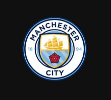 Manchester City New Badge Unisex T-Shirt