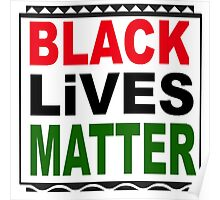 BLM.  Poster