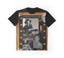 SUBURBAN DINGOES-POSTER Graphic T-Shirt