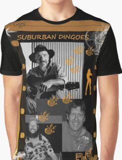 SUBURBAN DINGOES-POSTER Graphic T-Shirt