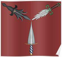 Dagger Dagger Dagger Poster
