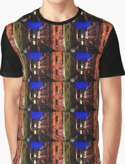 Impressions of Venice - Wandering Around the Small Canals at Night Graphic T-Shirt