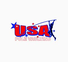 Team USA Pole Vaulting Unisex T-Shirt