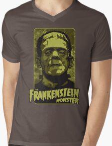 The Frankenstein Monster illustration Mens V-Neck T-Shirt