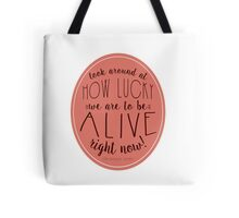 Look Around - Hamilton Tote Bag