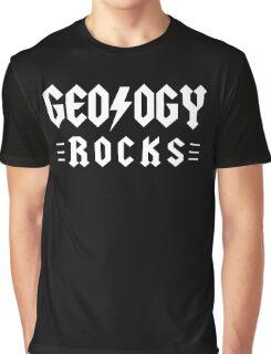 Geology Rocks Graphic T-Shirt