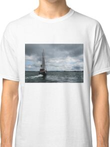 Sailing Into the Storm Classic T-Shirt