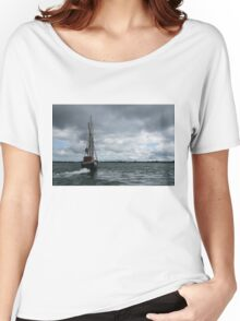 Sailing Into the Storm Women's Relaxed Fit T-Shirt