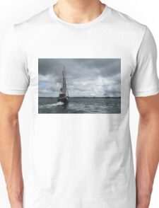Sailing Into the Storm Unisex T-Shirt