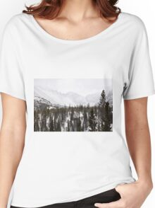 Snowy Range Women's Relaxed Fit T-Shirt