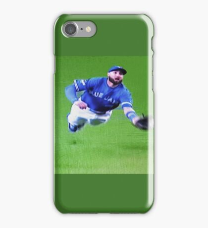 Kevin Pillar's Mighty Dive iPhone Case/Skin